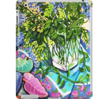 Leafy Still Life iPad Case/Skin