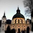 The Abbey of Ettal by MEV Photographs