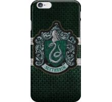 Slytherin Knitted iPhone Case/Skin