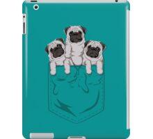 Pocket Pug iPad Case/Skin