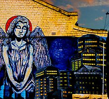 Urban Angel by Josh Prior