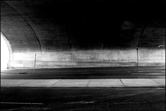 Urban Landscape#32 Surrey Hills UnderPass by Juilee  Pryor