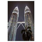 Iconic Kuala Lumpur by Ren Provo