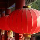 Temple Lanterns by KLiu