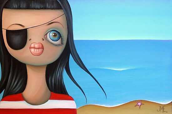 WASHED ASHORE by Jean-Maree Pool
