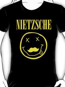 Nietzsche / Nirvana (Monsters of Grok) T-Shirt