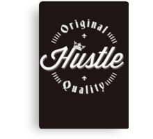 MookHustle Logo Canvas Print