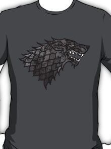 House Stark Sigil from Game of Thrones T-Shirt