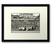 AA service Havanna style Framed Print