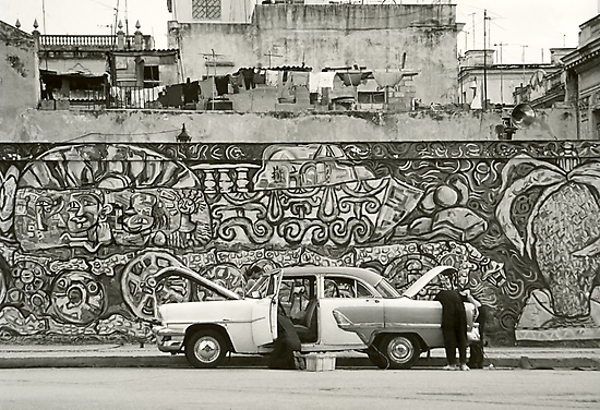 AA service Havanna style by kathywaldron