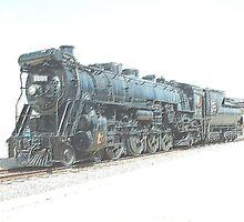 Steam locomotive by ChrisR