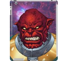Worker Alien Slave Monster by Al Rio iPad Case/Skin
