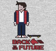 Marty McFly  by The World Of Pootermobile