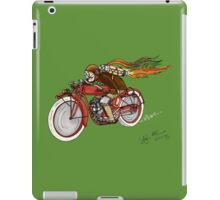INDIAN MOTORCYCLE STEAMPUNK STYLE iPad Case/Skin