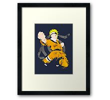 Way of the Ninja Framed Print