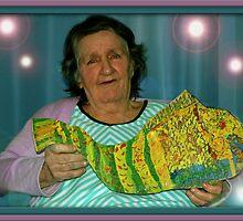 My Mum Grat Love, by EmilyWinter