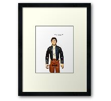 iPhone Case - Han ESB Framed Print
