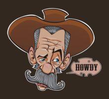 Howdy by Simon Sherry