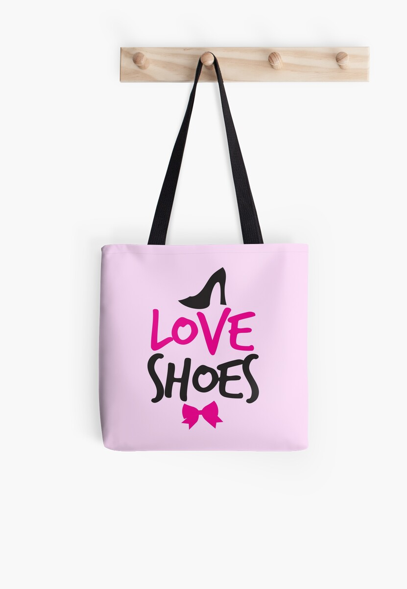 LOVE SHOES with funky fashion black shoes and a bow by jazzydevil