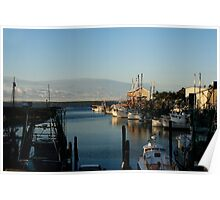 Ocean Springs Harbor Poster
