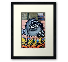 Street Art: global edition # 2 Framed Print