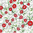Floral Pattern by Lyndsey Hale