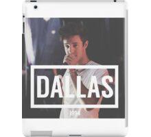 Dallas iPad Case/Skin