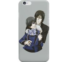 Ciel and Bassy  iPhone Case/Skin