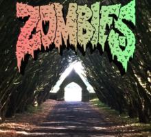 Flatbush Zombies x Maynooth Sticker