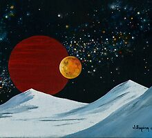 QUIET SNOWS by VisionaryImagist