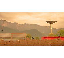 Paesaggio Industriale Photographic Print
