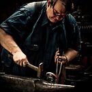 Mont De Lancey Blacksmithing 1 by Samantha Cole-Surjan