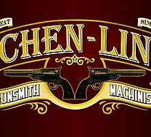 Chen Lin Gunsmith by kitkat1
