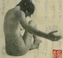 Yin Yang Nude by Elena Ray