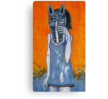 'Horseing Around' Canvas Print