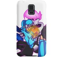 This time I might just Disappear  Samsung Galaxy Case/Skin