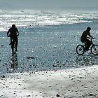 """""""surf cycling"""" by emem"""