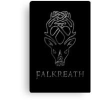 Falkreath Canvas Print