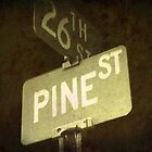 Pine And 26th by Judea Jackson