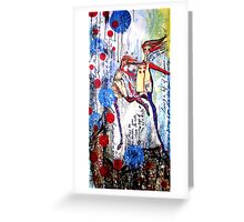 On Top Of The World! Greeting Card