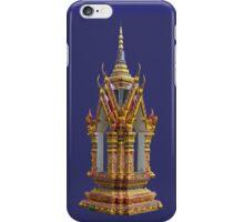 Thailand-Shrine at Wat Nuan Naram- Koh Samui iPhone Case/Skin