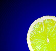 A slice of  Lemon by Trevor Patterson