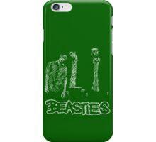 Beastie Boys iPhone Case/Skin