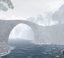 Misty Day by Shoshana Epsilon