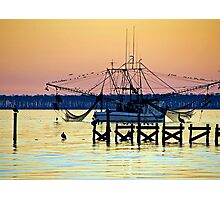 Shrimp Boat 2 Photographic Print