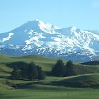 Mt Ruapehu  by KimmyEvans