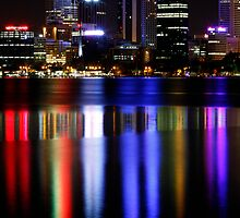 Perth Western Australia by Nigel Donald