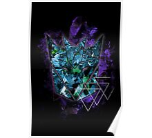 Decepticons Abstractness version 2.0 Poster