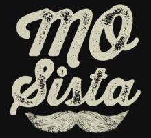 MOVEMBER - Mo Sista White by gazbar
