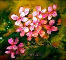 Flowers..Geranium by ©Janis Zroback